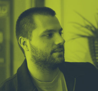 Justin Ferrari, Web Designer at Envy Creative