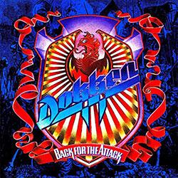 Dokken - Back For The Attack Album Art