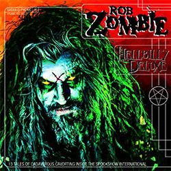Rob Zombie - Hellbilly Deluxe Album Art