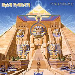 Iron Maiden - Powerslave Album Art