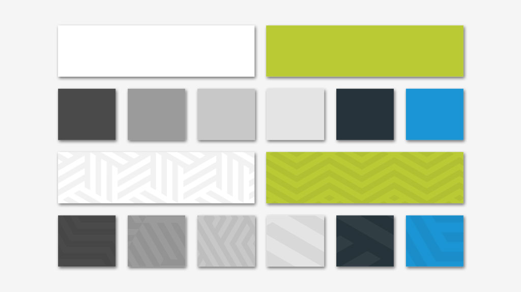 Envy Brand Design Colors