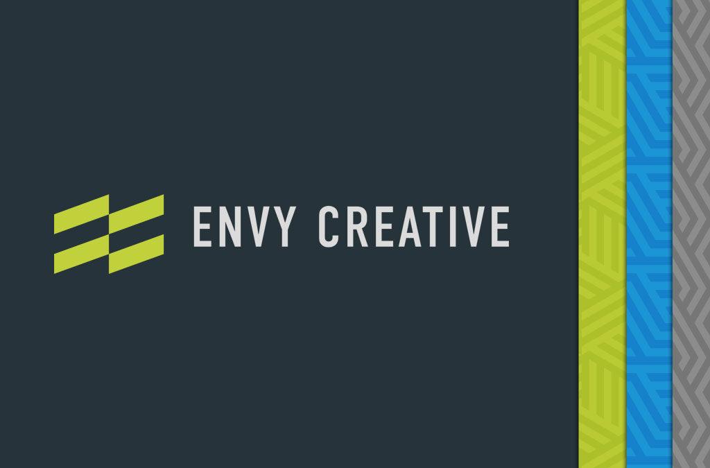 Envy Creative New Brand Design